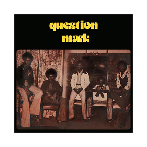 "[""Question Mark - 'Be Nice To The People' [CD]""]"