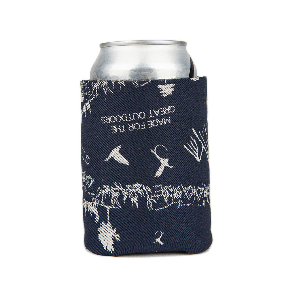 <!--020131001060197-->Quintin - 'Great Outdoors - Koozie' [(Dark Blue) Coozie]