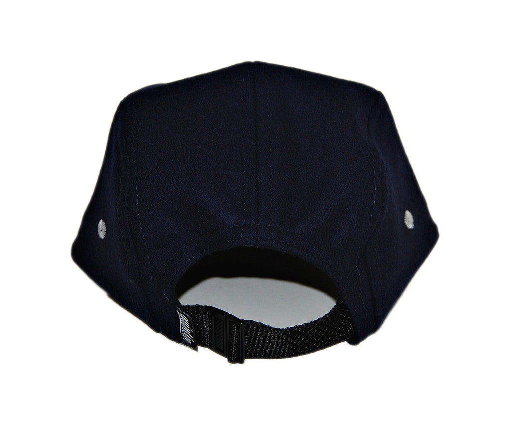 <!--020131022060507-->Quintin - 'Hakuba' [(Dark Blue) Five Panel Camper Hat]