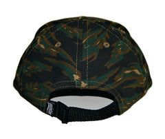 <!--020131022060504-->Quintin - 'Kill - Tiger Camo' [(Camo Pattern) Strap Back Hat]
