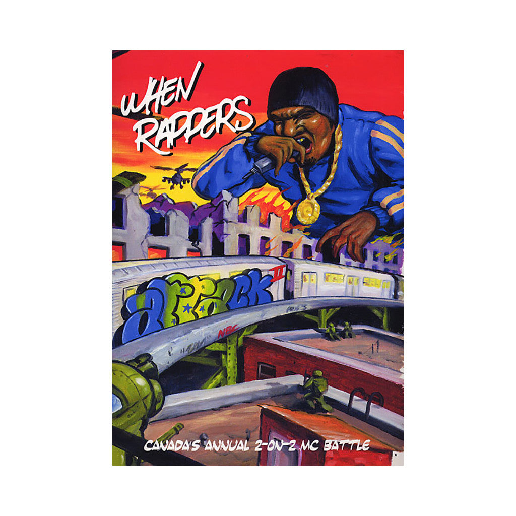 <!--020051122006129-->When Rappers Attack - 'When Rappers Attack Vol. 2' [DVD]