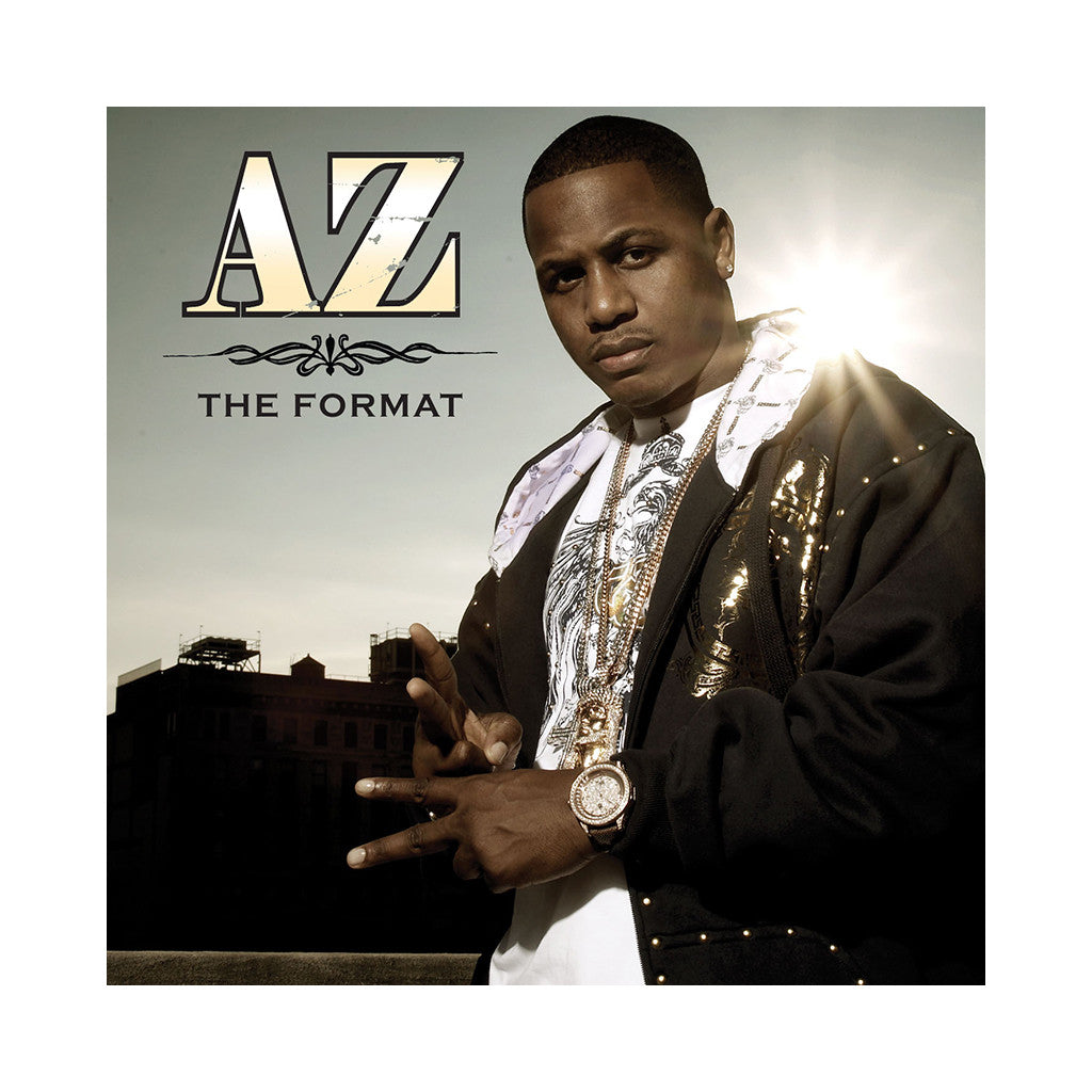 <!--020061107008547-->AZ - 'The Format' [CD]