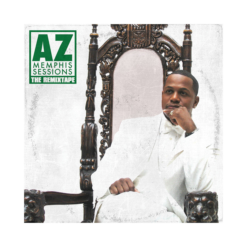 <!--2007090536-->AZ - 'The Realest' [Streaming Audio]
