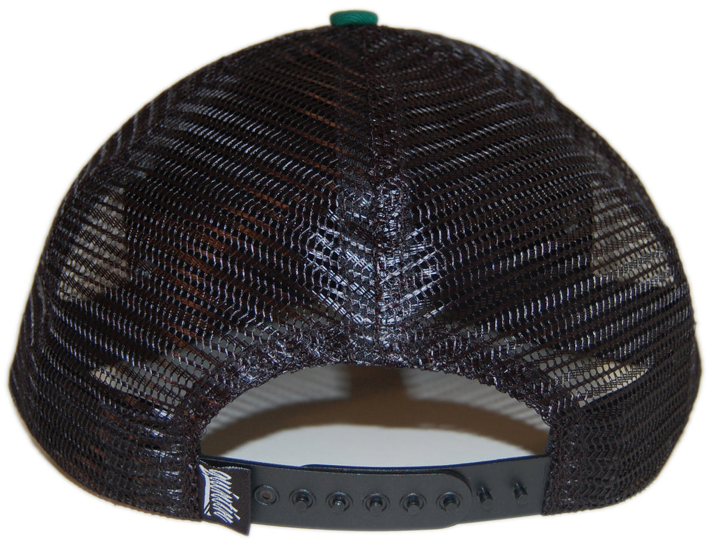 <!--020121120051362-->Quintin - 'Lawrence' [(Green) Snap Back Hat]