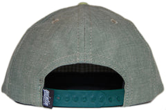 <!--020120522045062-->Quintin - 'Mission - Grass' [(Light Green) Snap Back Hat]