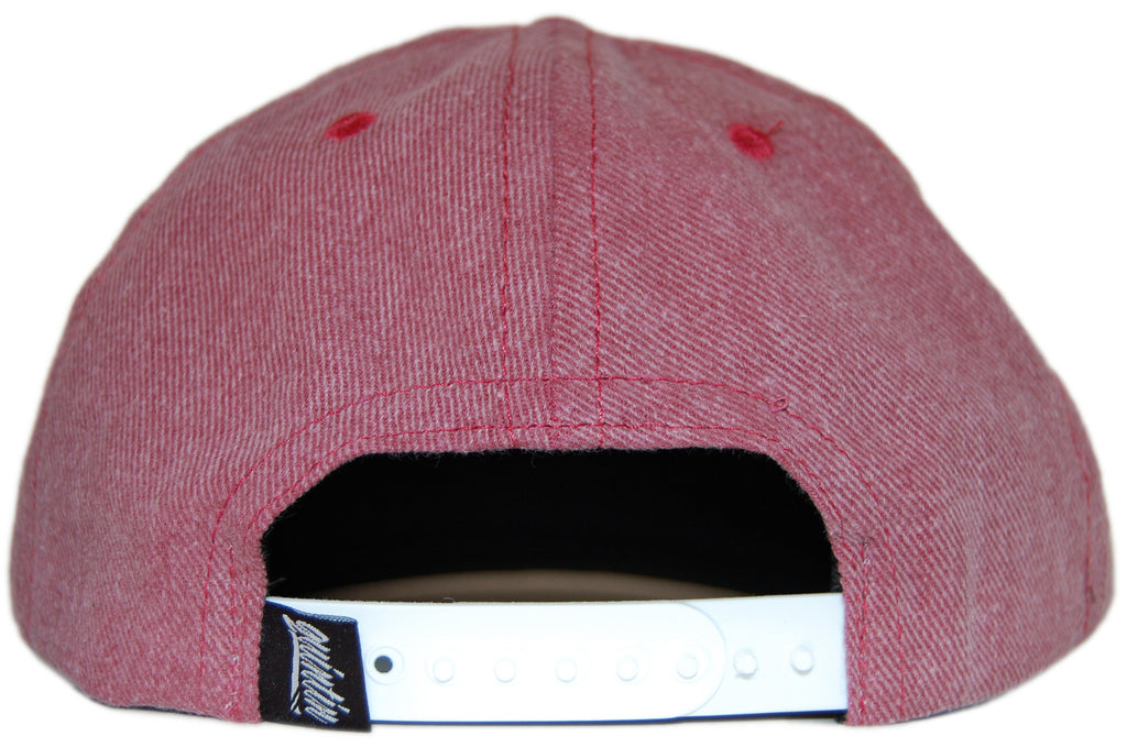 <!--020120522045060-->Quintin - 'Retro' [(Light Red) Snap Back Hat]