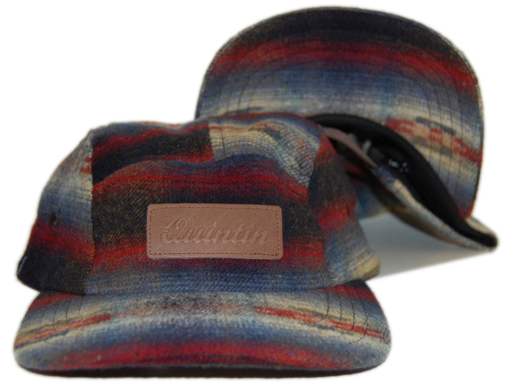 <!--020121120051369-->Quintin - 'Thomas' [(Multi-Color) Five Panel Camper Hat]