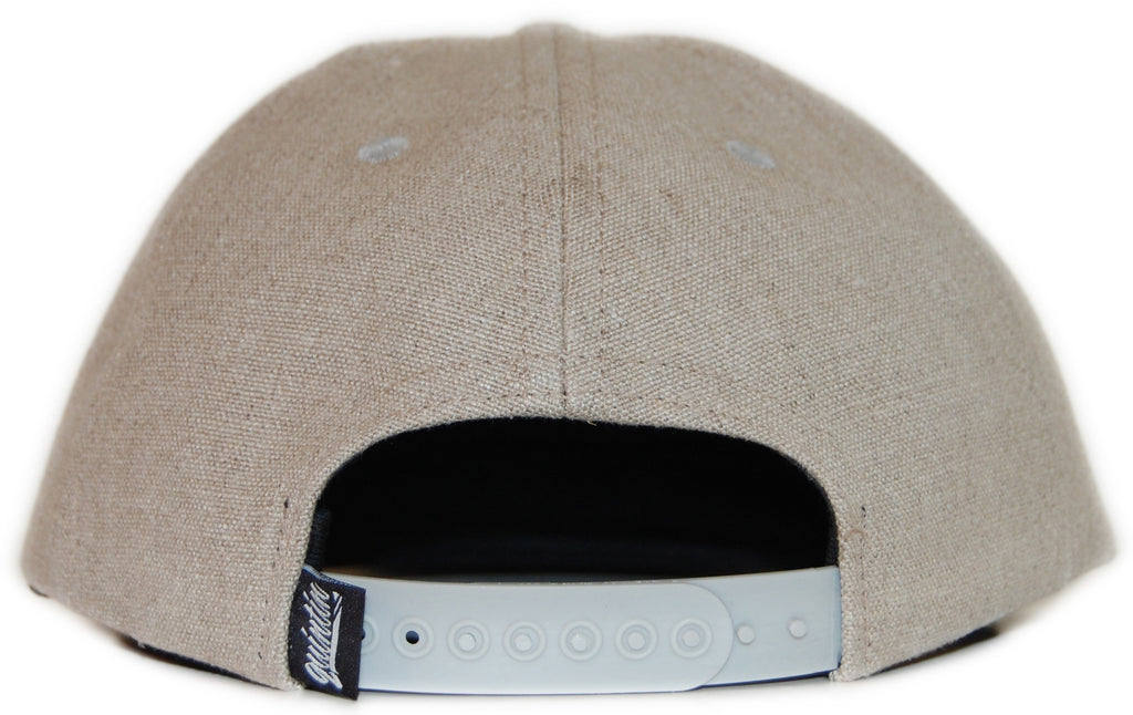 <!--020120228041901-->Quintin - 'The Native' [(Natural) Snap Back Hat]