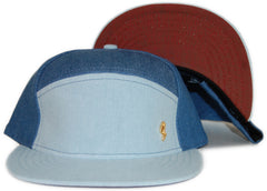 <!--020120228041904-->Quintin - 'Oceanic - Pacific' [(Blue) Snap Back Hat]