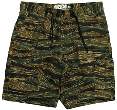 <!--2013060458-->Quintin - 'Lake - Tigerstripe' [(Camo Pattern) Shorts]