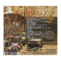 <!--020111108037741-->Lateef The Truth Speaker - 'Firewire' [CD]