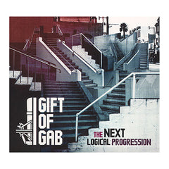 Gift Of Gab - 'The Next Logical Progression' [CD]