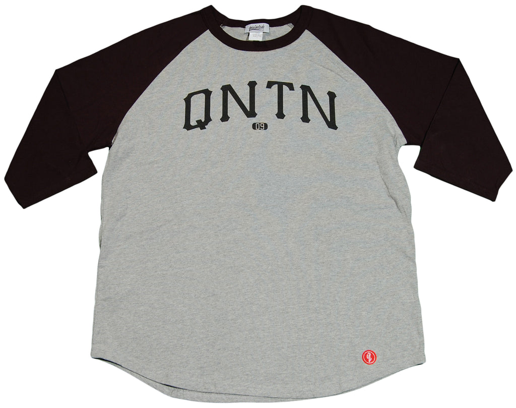 <!--2011083049-->Quintin - 'Collegiate' [(Gray) T-Shirt]