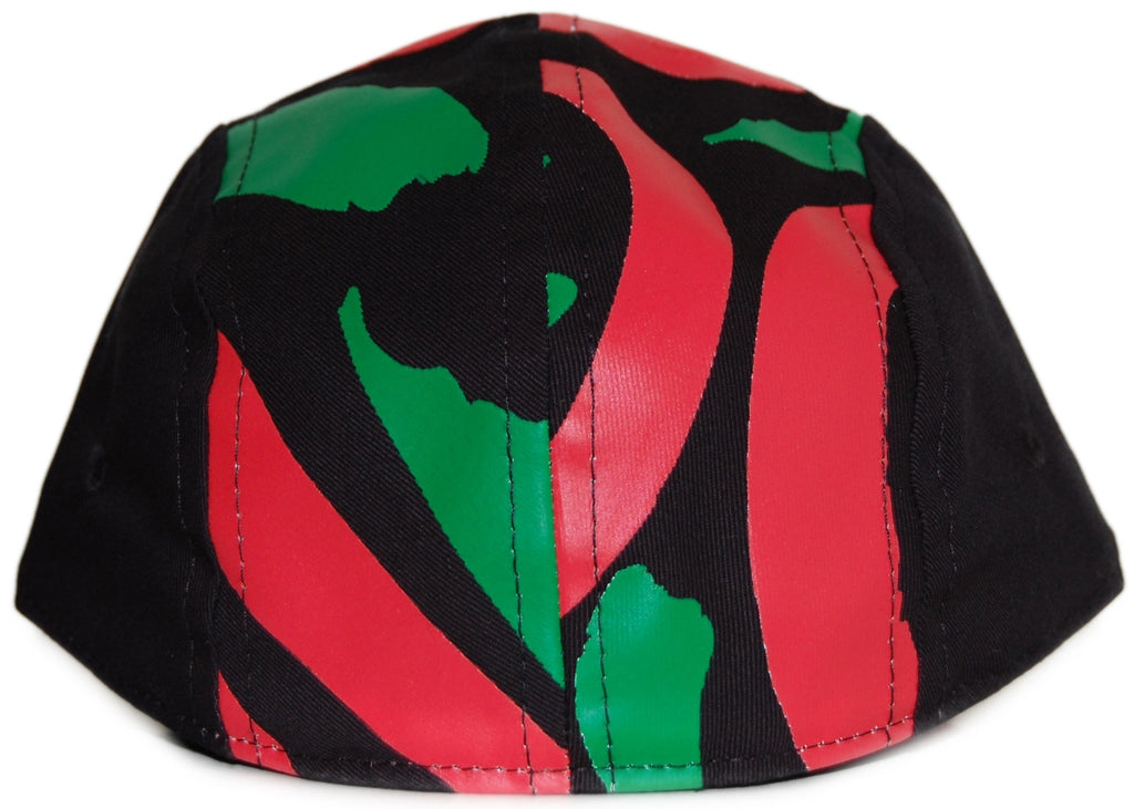 <!--2011112229-->Quintin - 'Marauders' [(Black) Five Panel Camper Hat]