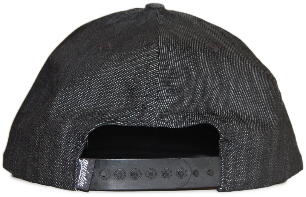 <!--020111122038489-->Quintin - 'Business' [(Black) Snap Back Hat]