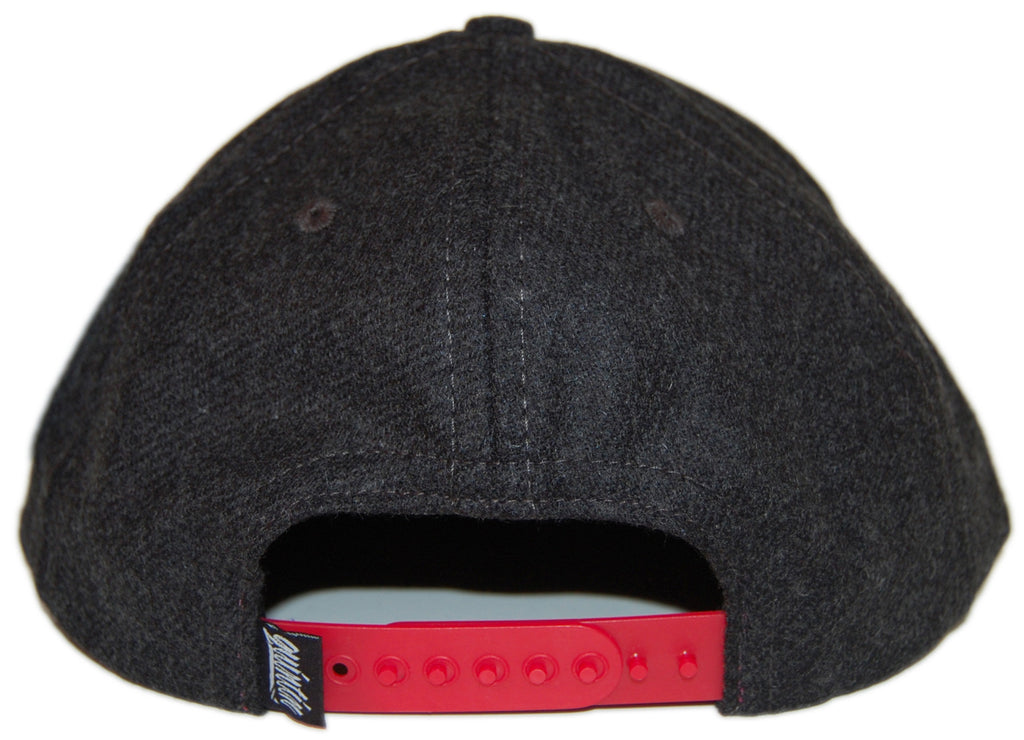 <!--020121120051368-->Quintin - 'Asher 2' [(Black) Snap Back Hat]