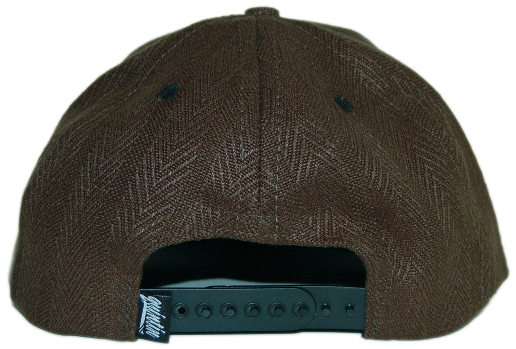 Quintin - 'Duke' [(Dark Green) Snap Back Hat]