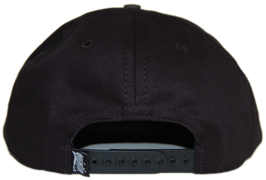 <!--020120814048128-->Quintin - 'Nitniuq' [(Black) Snap Back Hat]