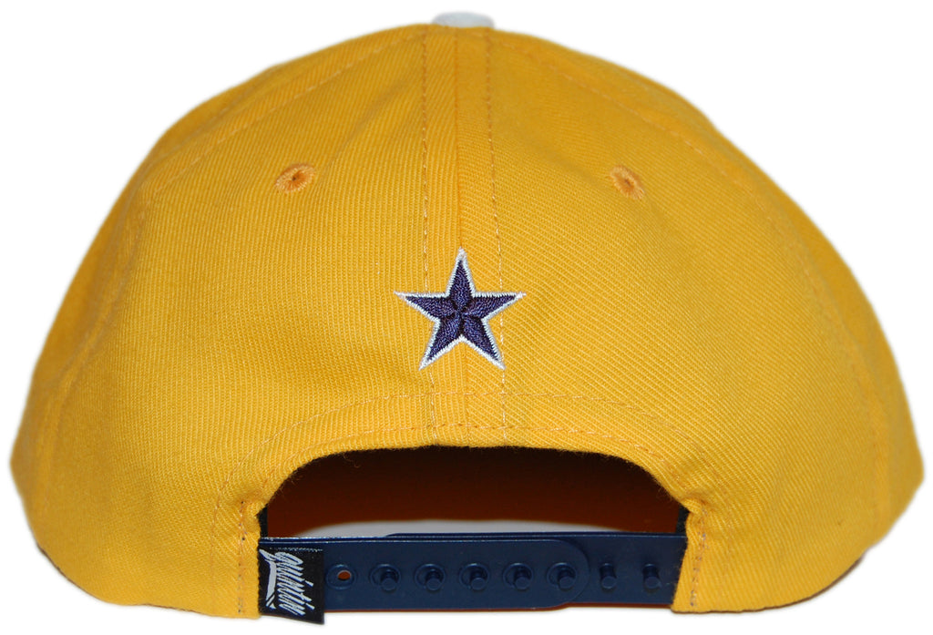 Quintin - 'New Castle' [(Dark Yellow) Snap Back Hat]