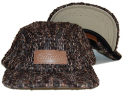 <!--020120814048134-->Quintin - 'William - 5 Panel' [(Brown) Five Panel Camper Hat]