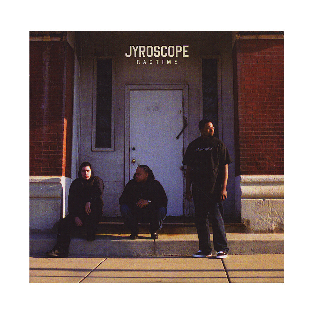 <!--020120508044017-->Jyroscope - 'Ragtime' [CD]