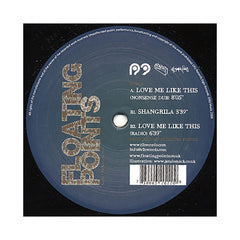 "Floating Points - 'Love Me Like This (Nonsense Dub)/ Shangrilla/ Love Me Like This' [(Black) 12"" Vinyl Single]"