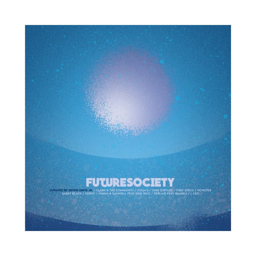 Various Artists (Curated By: Seven Davis Jr.) - 'Future Society' [(Black) Vinyl LP]