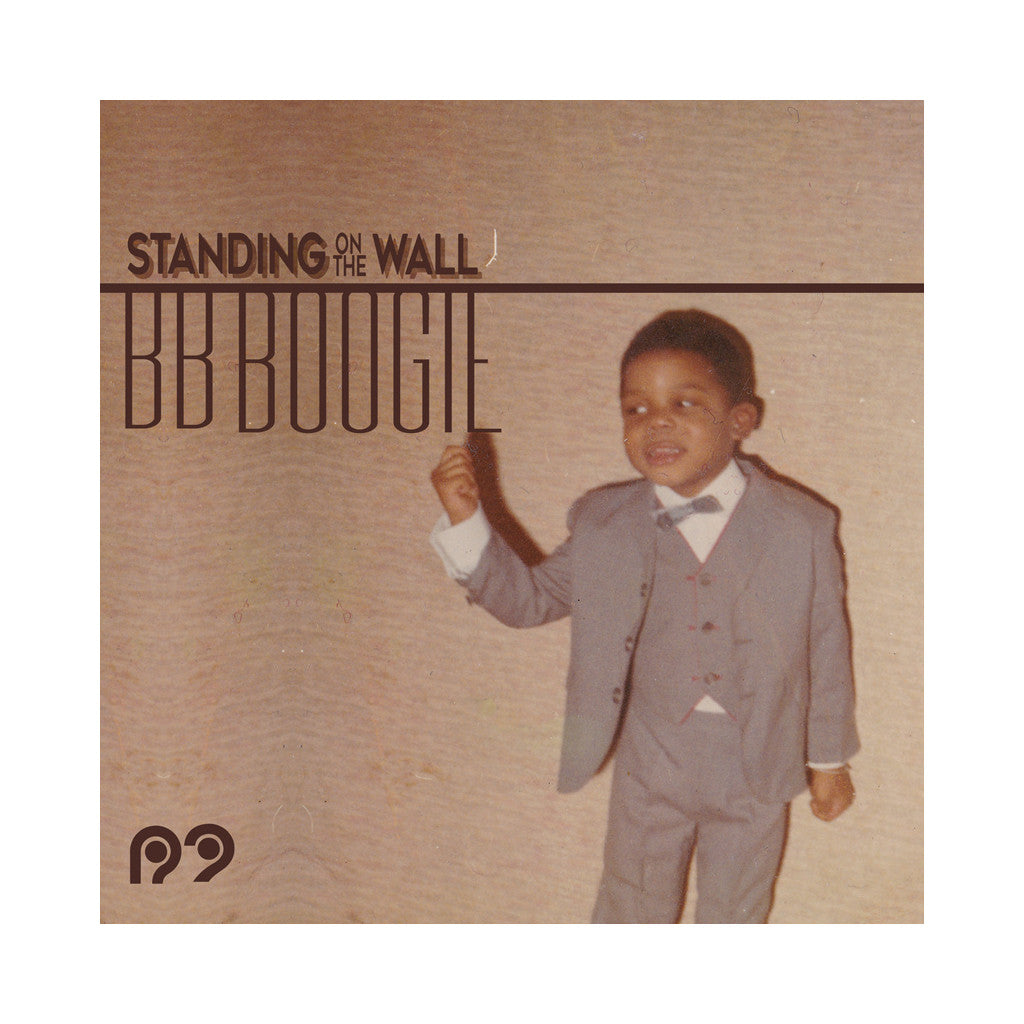 BB Boogie - 'Standing On The Wall' [(Black) Vinyl [2LP]]