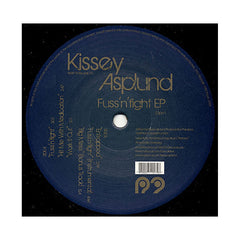 Kissey Asplund - 'Fuss'N'Fight EP' [(Black) Vinyl EP]
