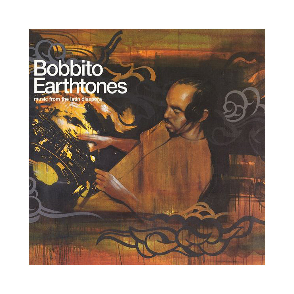 Bobbito - 'Earthtones' [CD]