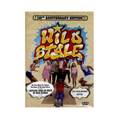 <!--020071023011220-->Wild Style - 'The Movie: 25th Anniversary Edition' [DVD]