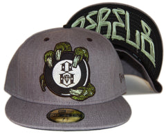 <!--2013021207-->REBEL8 - 'Dumb Luck' [(Dark Gray) Fitted Hat]