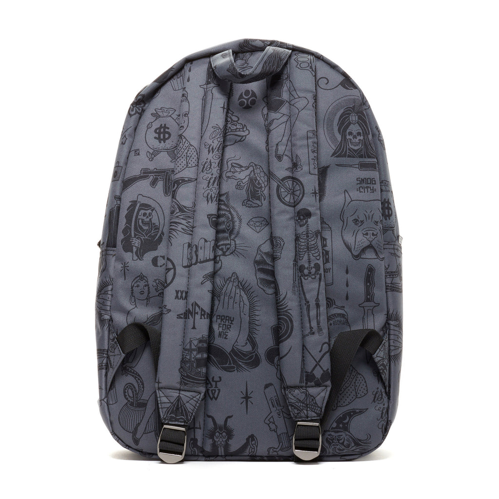 <!--020150212068345-->REBEL8 - 'Giant Flash' [(Dark Gray) Backpack]