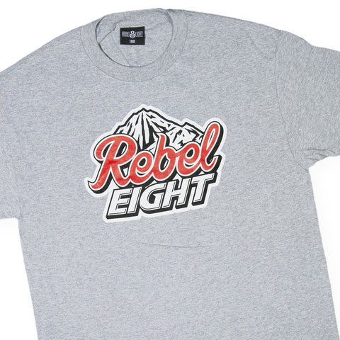 REBEL8 - 'Tap The Rockies' [(Gray) T-Shirt]