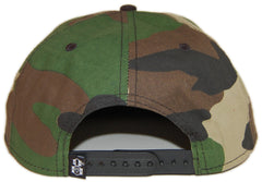 <!--020130611057266-->REBEL8 - 'Big Block - Jungle' [(Camo Pattern) Snap Back Hat]