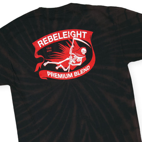 REBEL8 - 'Premium Blend' [(Black) T-Shirt]