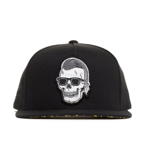 REBEL8 - 'Sleaze' [(Black) Snap Back Hat]