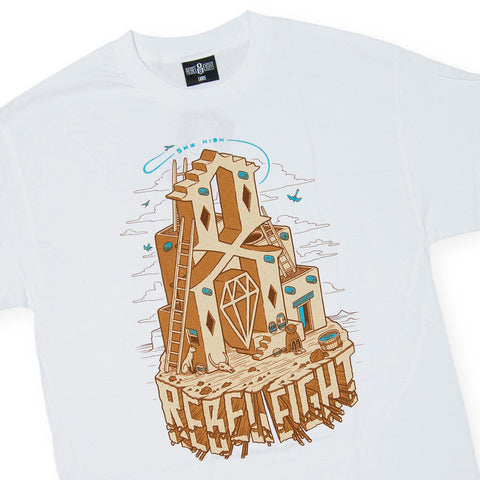 REBEL8 - 'Acoma' [(White) T-Shirt]