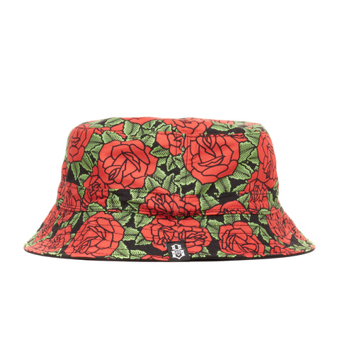 REBEL8 - 'Gr8ful' [(Black) Bucket Hat]