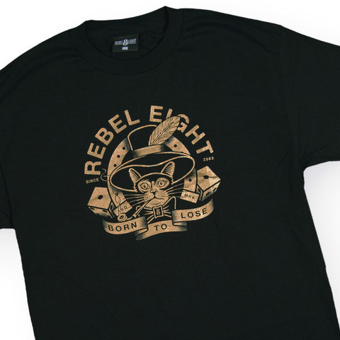 REBEL8 - 'Bad Break' [(Black) T-Shirt]