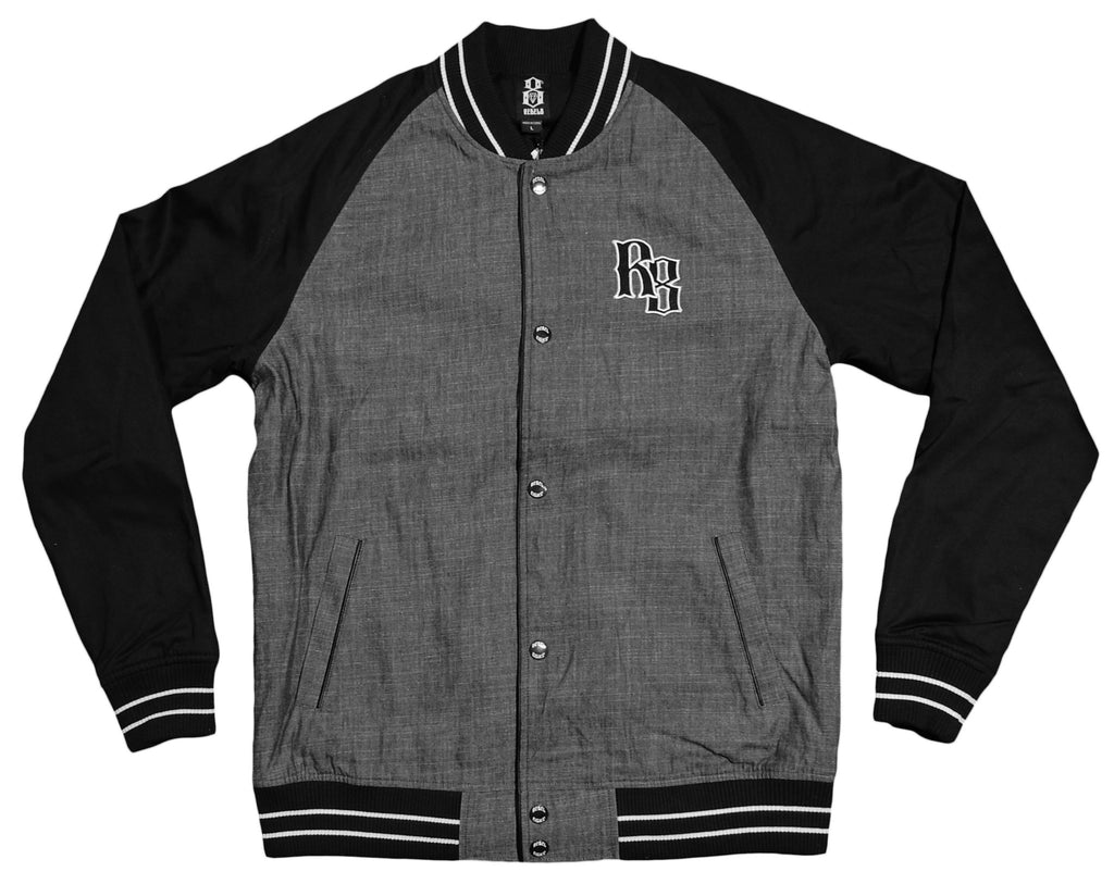 <!--2012090440-->REBEL8 - 'Higher Learning' [(Dark Gray) Jacket]