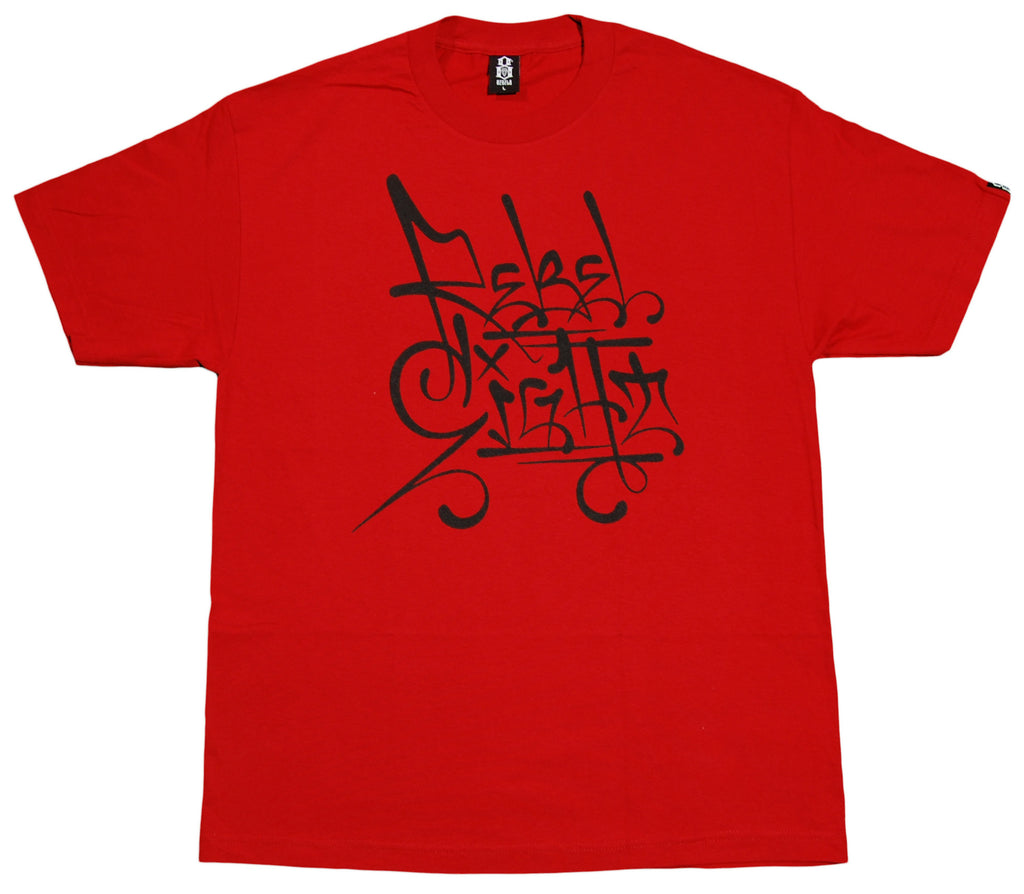 <!--2012090439-->REBEL8 - 'All City II' [(Dark Red) T-Shirt]