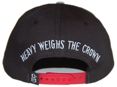 <!--020120904048529-->REBEL8 - 'H.W.T.C.' [(Black) Snap Back Hat]