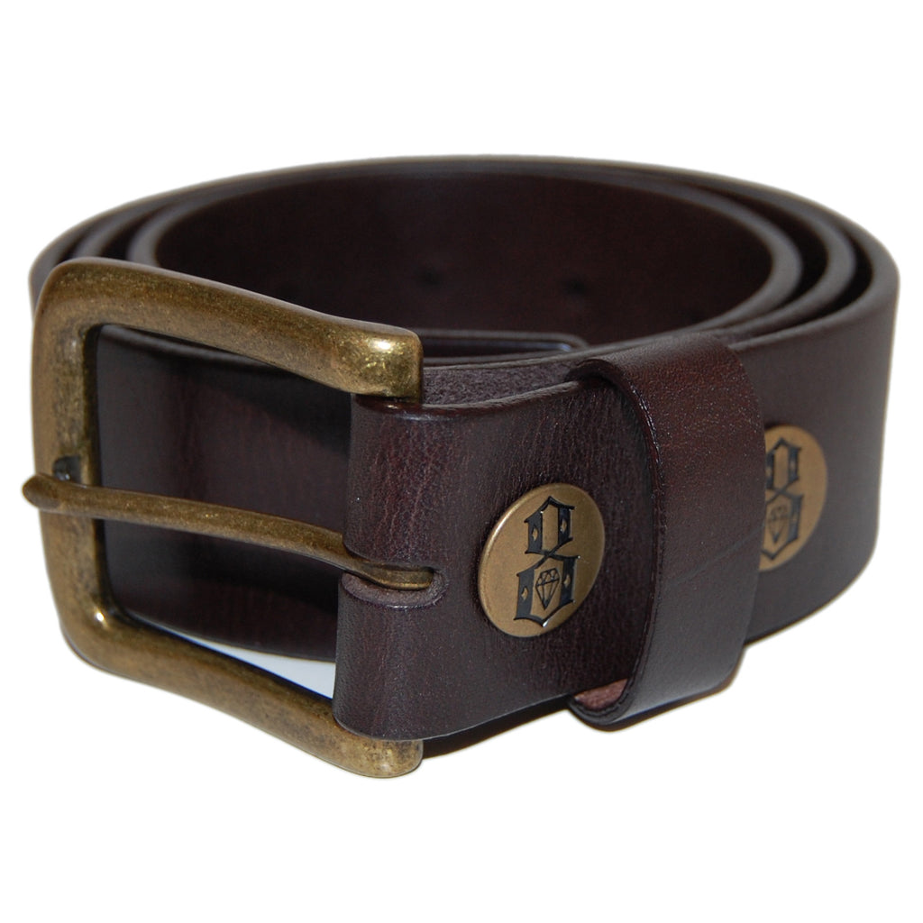 <!--2012090439-->REBEL8 - 'Standard Issue' [(Dark Brown) Belt]