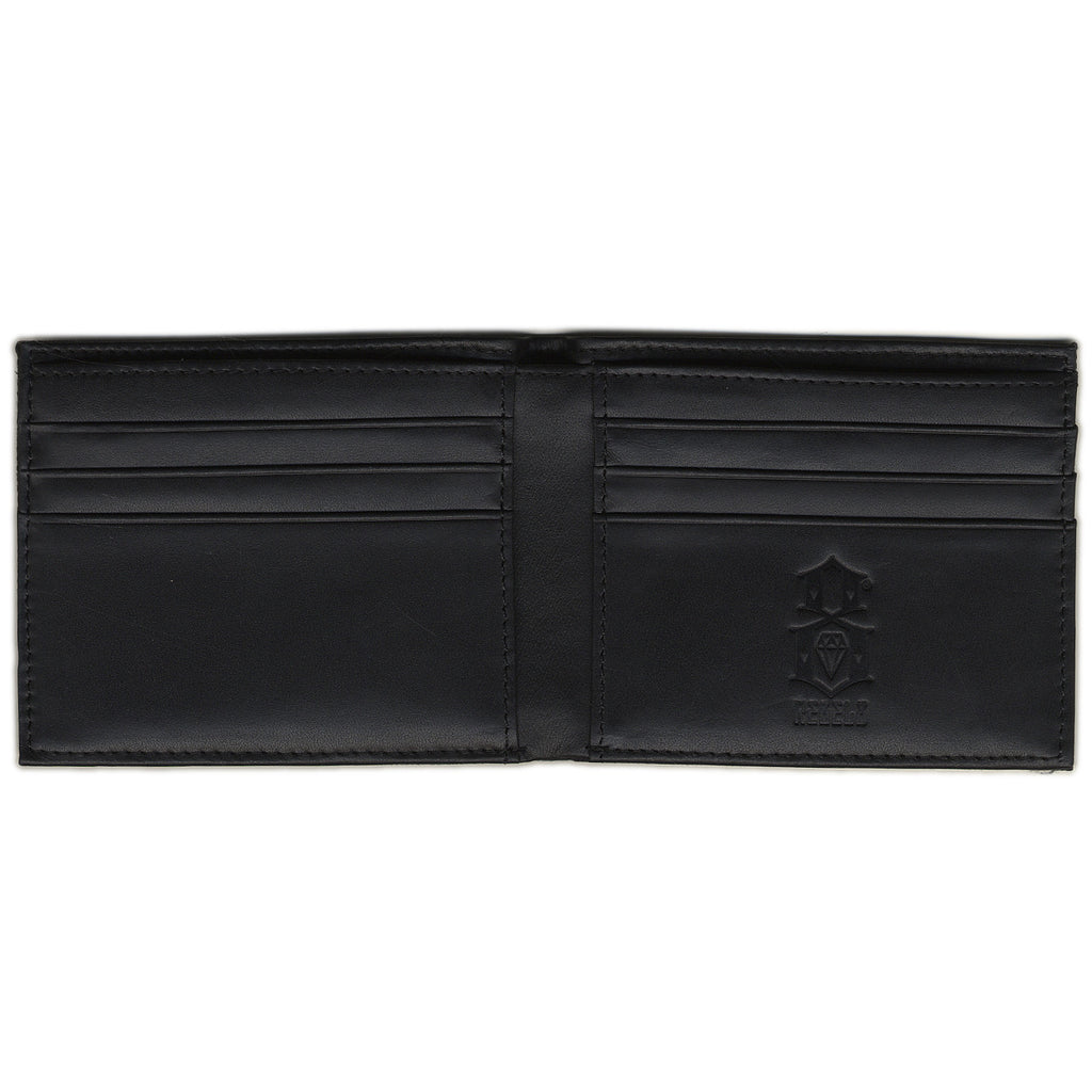 <!--020120904048562-->REBEL8 - 'Standard Issue' [(Black) Wallet]
