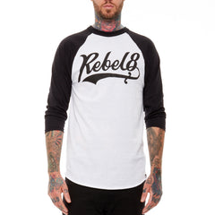 <!--2014092326-->REBEL8 - 'Lefty' [(White) T-Shirt]