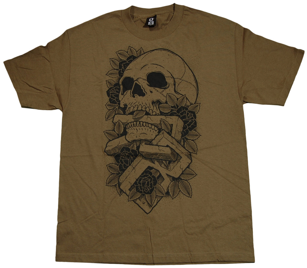 <!--2011083025-->REBEL8 - 'Until Death' [(Dark Green) T-Shirt]