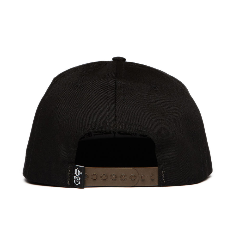 <!--020110830034370-->REBEL8 - 'San Pancho Lurk' [(Dark Brown) Snap Back Hat]