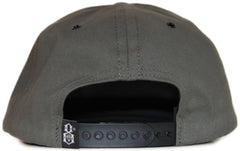 <!--020120228041825-->REBEL8 - 'Scout' [(Dark Green) Snap Back Hat]