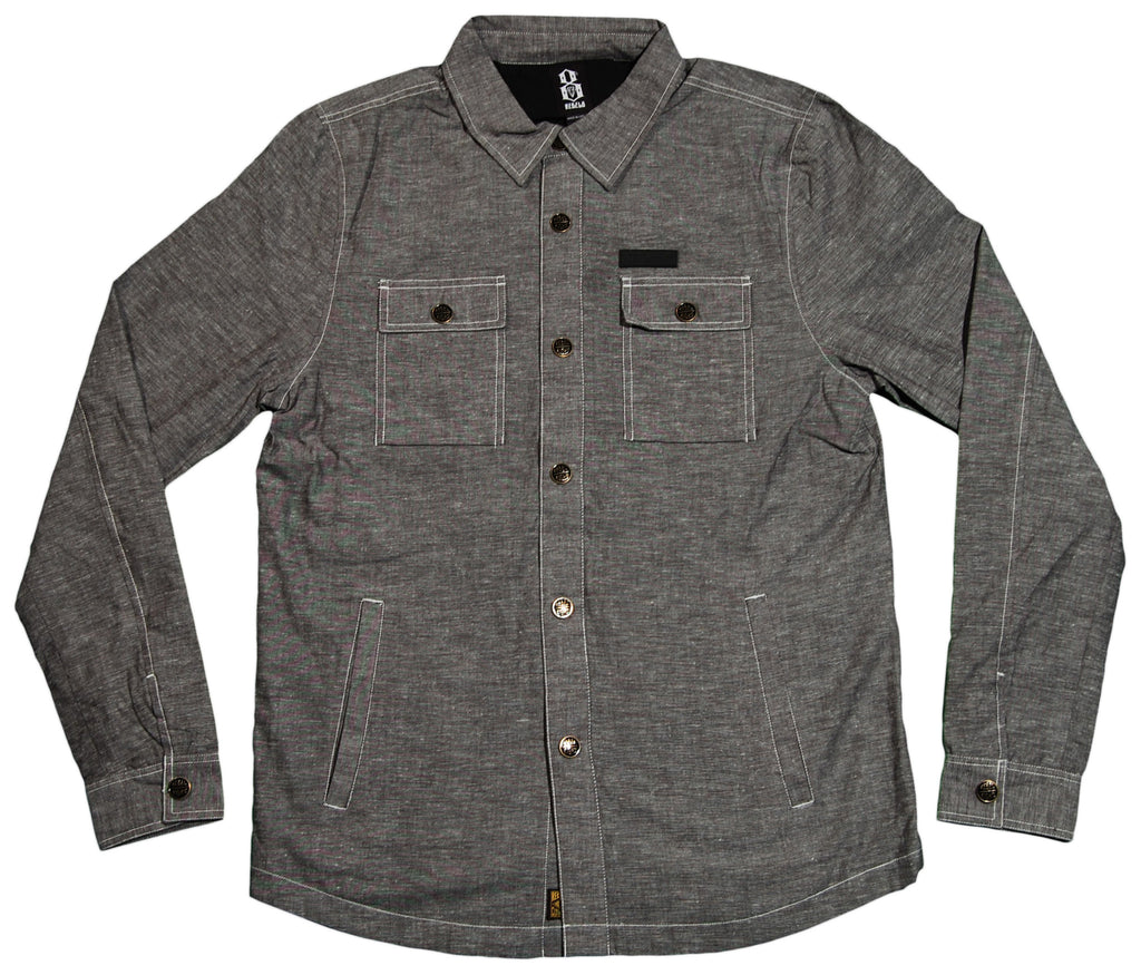 REBEL8 - 'Midnight Marauder' [(Gray) Jacket]